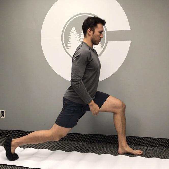 Reverse Lunge Optimization